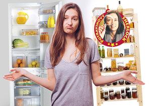 Do špajzu, či do lednice? Dilema, kde skladovat hořčici, rozděluje Česko.