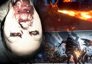 Veletrh E3 je plný herních novinek.