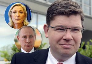 Největší radost z brexitu mají Le Penová a Putin, míní Pospíšil. Co bude s EU?