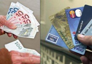 Rady na cestu: Je lepší v zahraničí platit kartou, nebo si peníze vyměnit?