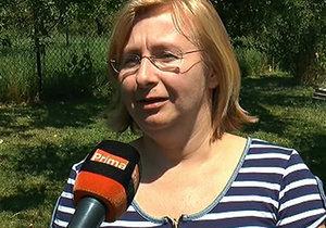 Učitelka Vanda Fabiánová tvrdí, že je nevinná.