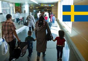 Uprchlíci opouštějí Švédsko: Na cestu dostanou 214 tisíc.