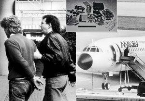 Dva učňové zesměšnili v roce 1989 ochranu Ruzyně! Unesli letadlo.
