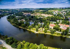 Oblast kolem Zoo Praha se modernizuje - spodní část má ale smůlu.