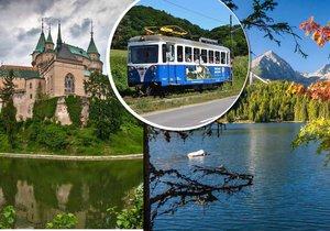 Slovensko je výletů ráj: 7 míst, které musíte letos vidět!