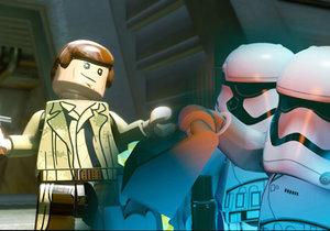 LEGO Star Wars: The Force Awakens patří k těm povedenějším hrám podle stavebnice.