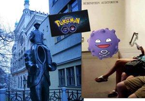 Židé se bouří proti Pokémon Go: K nám hrát nechoďte!