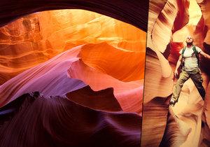 Antilopí kaňon: Klenot z červeného pískovce v Arizoně