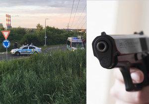 Policie hledá svědkyně vraždy na Zličíně.