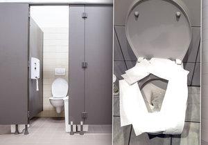 Patříte k těm, pro něž je návštěva veřejných WC traumatizujícím zážitkem, a z hygienických důvodů si na prkénko dáváte toaletní papír? Pak podle nového výzkumu děláte zásadní chybu.