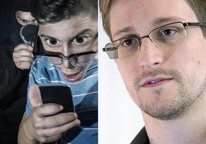 Nenechte se šmírovat přes mobil: Snowden vymyslel ochranu proti sledování