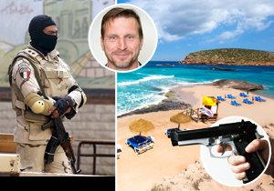 Expert: Češi v cizině riskují. Běžní zločinci jsou větší hrozba než teroristé