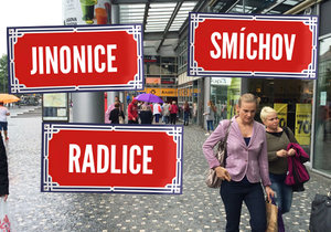 Jak vznikly názvy čtvrtí v Praze 5?