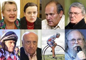 Podívejte se na přehled těch nejkontroverznějších kandidátů do Senátu