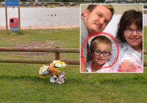 Tragická nehoda v parku: Zemřel pětiletý chlapec, rodiče zatkla policie