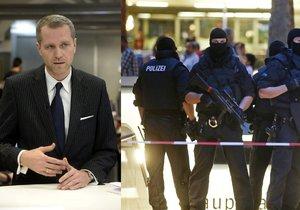 Politik Petr Bystroň a masakr v Mnichově