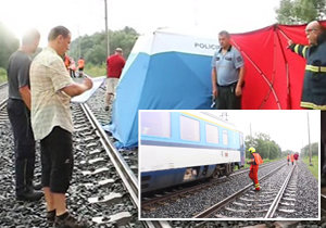Dívka (†3) vypadla z vlaku u Olomouce, když šla v doprovodu rodičů na WC