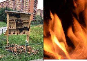 Komu v Praze 8 vadí hmyzí hotely?