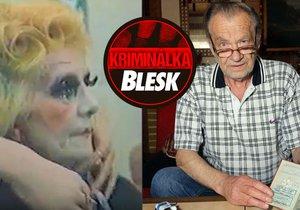 Galérka respektovala náčelníka oddělení loupeže a mravnosti pražské kriminálky Petra Vosolsobě (73) nejen pro vysokou postavu. Autoritu si nezískal ani s pistolí v ruce, tu nechával v trezoru. Respekt měl díky svému chováním a jednáním. U policie sloužil v letech 1965 až 2000.
