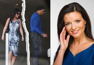 Bývalá moderátorka Událostí Aneta Savarová se po dvou letech od tajné svatby tiše rozvedla. U rozvodového stání s kontroverzním podnikatelem Janem Harangozzem ji ale střežili čtyři chlapi z ochranky!