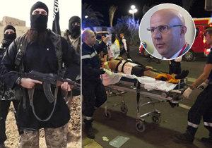 """""""ISIS prohrává, válku žene do Evropy. Kvůli poslední bitvě,"""" říká český expert"""