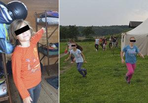 Tábor hrůzy na Litoměřicku: Děti spaly na shnilých matracích! Na jejich odjezd dohlížela policie