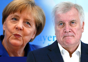 """Bavorský premiér proti Merkelové: """"To zvládneme? Nechci veřejnosti lhát,"""" říká politik."""