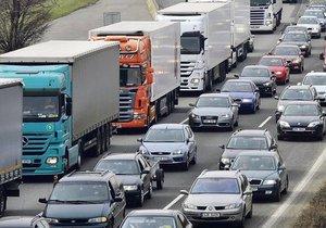 Řidiči, pozor! Provoz na D1 u Velké Bíteše bude o víkendu omezený!