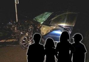 Rodiče jim zemřeli při nehodě u Horažďovic: Sirotky chce do péče nejstarší bratr