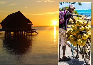 Dovolená na plážích Indického oceánu: Ráj na zemi, který nesmíte minout!