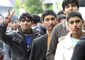 Německé úřady stále postrádají otisky prstů více než 5000 uprchlíků. (Ilustrační foto)