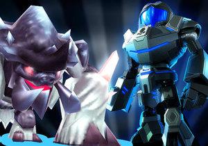 Metroid Prime Federation Force se i přes pár výtek povedl.