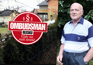 Senior (73) má vyhrocené vztahy se svými sousedy.