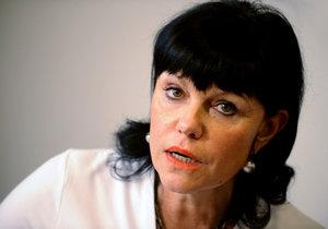 Senátorka Alena Dernerová (Severočeši.cz)