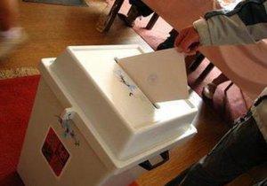 Volební urna (ilustrační foto)