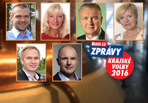 Druhá debata Blesku ke krajským volbám bude ve čtvrtek z Plzeňského kraje. Síly přímo v pivovaru změří šest lídrů