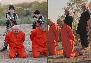Šedivousové jsou novou popravčí četou ISIS, mezi radikály vraždí staří i děti