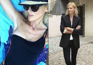 Sexy Daniela Peštová ve vyzývavých plavkách: Chyběly milimetry...