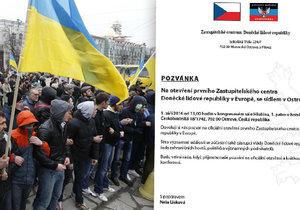 Čeští poslanci dostali podle místopředsedy TOP 09 Marka Ženíška pozvánku na otevření konzulátu neexistující a neuznané republiky.