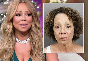 Sestra Mariah Carey byla zatčena za prostituci.