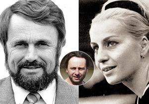 Stín v minulosti Věry Čáslavské: Syn československé legendy zabil vlastního otce!
