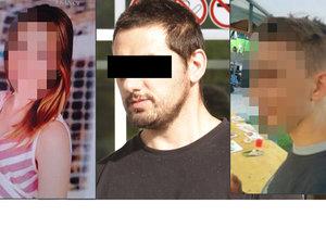 Proč Zdeněk H. (36) Daniela (16) a Janu (13) unesl?
