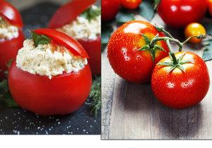 Rajčata jsou zdravá a chutná součást každé správné kuchyně.