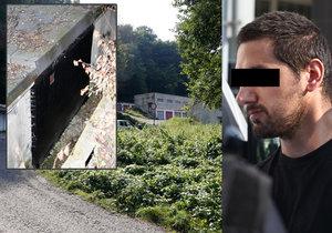 Garáž únosce Zdeňka H. jde do dražby: Jeho auto a paralyzér dostane policie