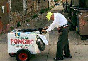 Fotka starého zmrzlináře, která zbořila internet.