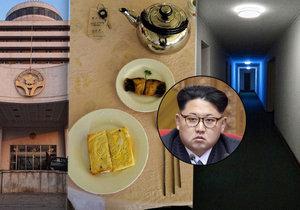 Jako v hororu! Návštěvníci se stěžují na »špičkový« severokorejský hotel