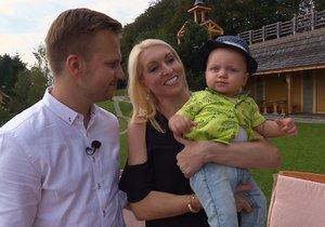 Martin Chodúr s Ivonou Selníkovou promluvili o dalším dítěti.