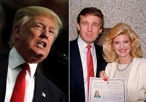 Donald Trump byl podle Ivany tyran.