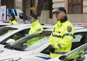 Pražští strážníci budou mít v Čakovicích novou služebnu (ilustrační foto).