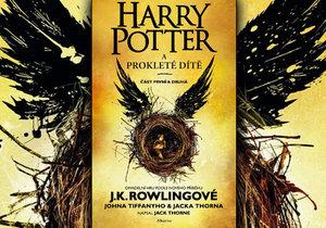Další díl Harryho Pottera vychází v Česku. Je to divadelní scénář.